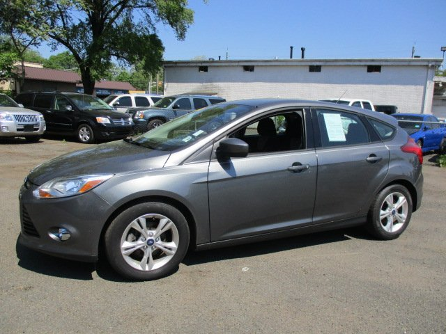 pre-owned 2012 ford focus se hatchback in edison #8811 | edison auto