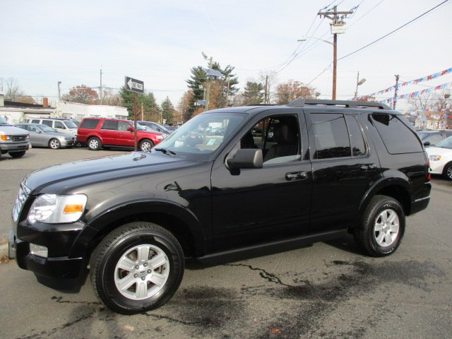 pre-owned 2010 ford explorer xlt sport utility in edison #9245