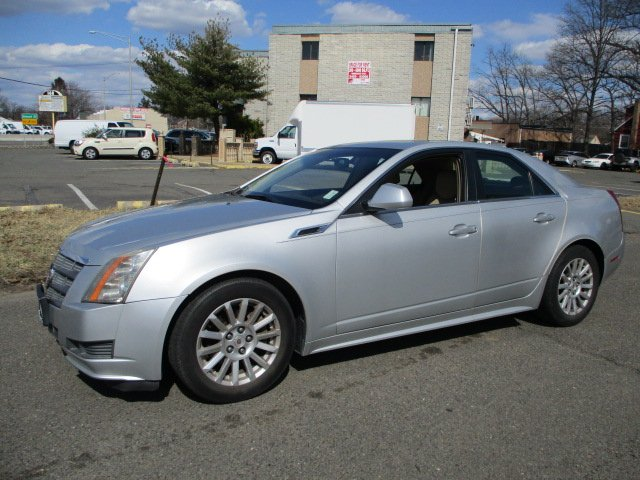 Pre-Owned 2011 Cadillac CTS Sedan Luxury