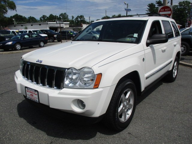 Pre Owned 2006 Jeep Grand Cherokee Limited