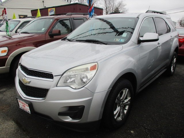 Pre Owned 2010 Chevrolet Equinox LT W/1LT