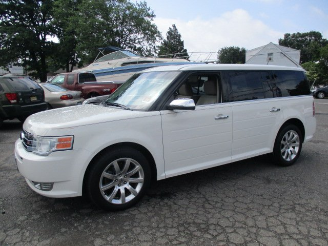 Pre Owned 2009 Ford Flex Limited