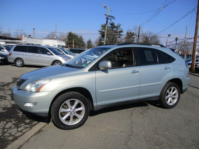 Perfect Pre Owned 2008 Lexus RX 350