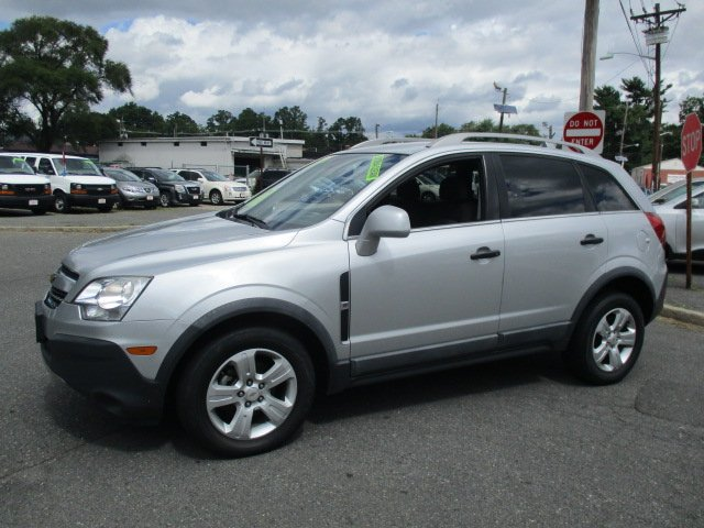 Pre-Owned 2013 Chevrolet Captiva Sport Fleet LS