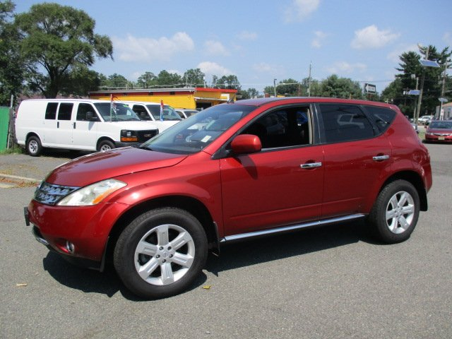 Good Pre Owned 2006 Nissan Murano SL