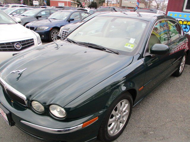 Pre-Owned 2003 Jaguar X-TYPE 2.5L Auto