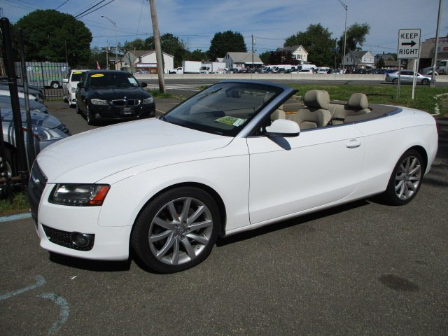Pre-Owned 2010 Audi A5 Premium Plus