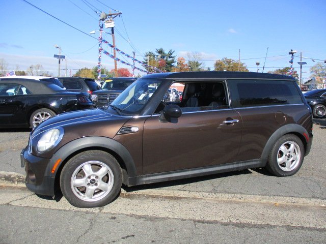 Pre-Owned 2011 MINI Cooper Clubman