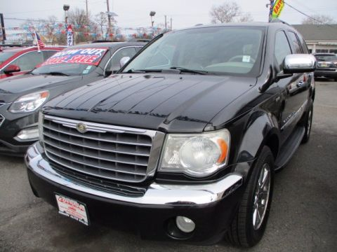 Pre-Owned 2008 Chrysler Aspen Limited