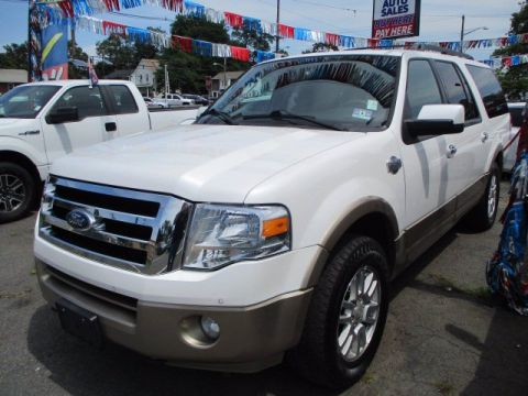 Pre-Owned 2012 Ford Expedition EL King Ranch