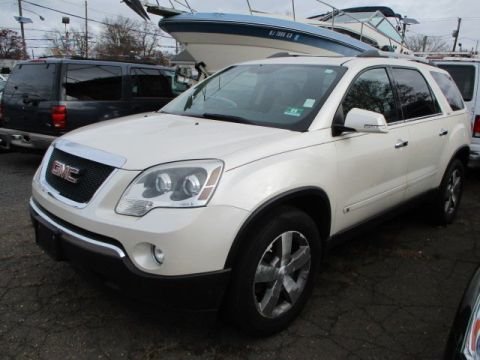 Pre-Owned 2010 GMC Acadia SLT1