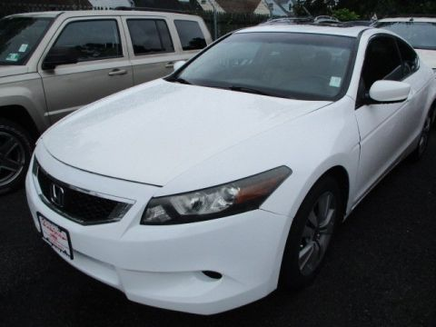 Pre-Owned 2010 Honda Accord Cpe EX-L