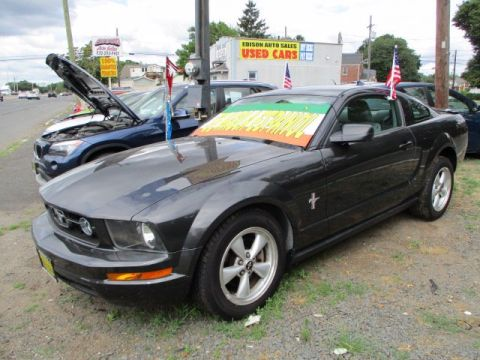 Pre-Owned 2008 Ford Mustang Premium