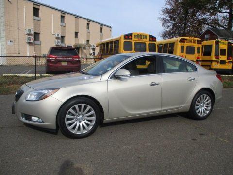 Pre-Owned 2013 Buick Regal Turbo Premium 2