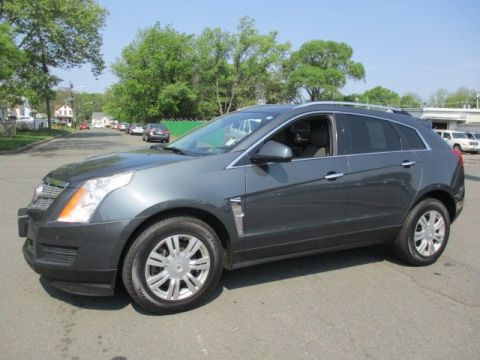 Pre-Owned 2010 Cadillac SRX Luxury Collection