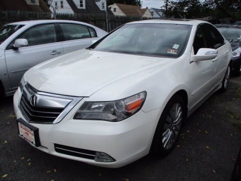 Pre-Owned 2011 Acura RL Advance Pkg