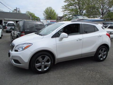 Pre-Owned 2014 Buick Encore